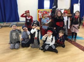 P3 Pirate Day
