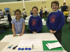 STEM day at Jordanstown