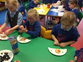 Golden Time - Poppy biscuits!